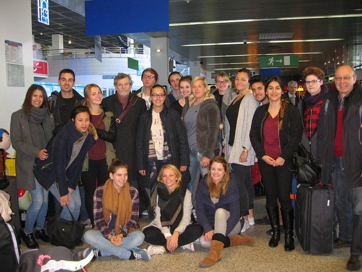 Schüleraustausch Nizza 2015